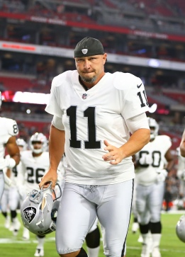 NFL: Oakland Raiders at Arizona Cardinals